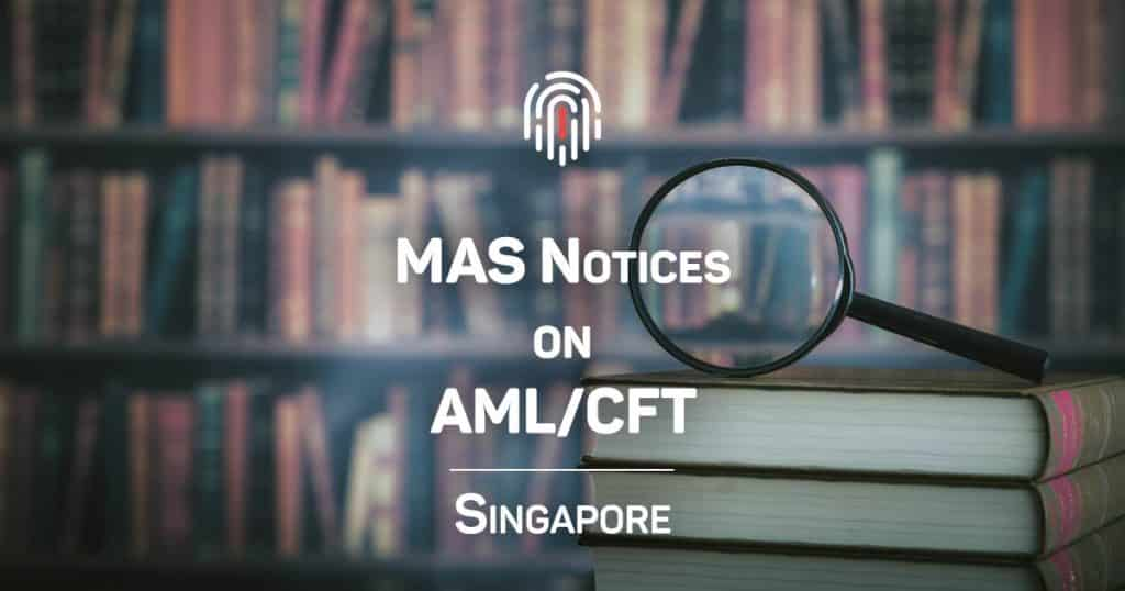 MAS Notices AMLCFT