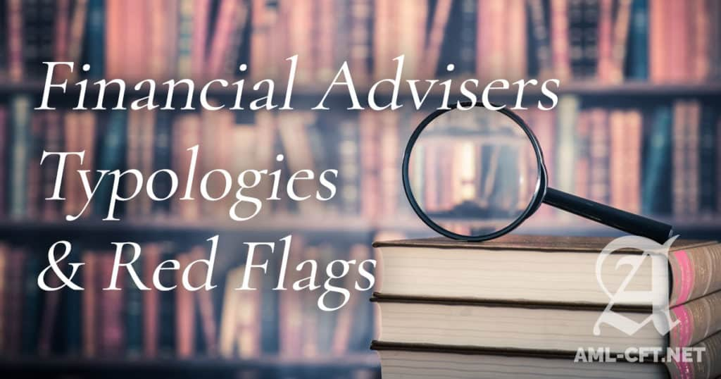 red flags - financial advisers