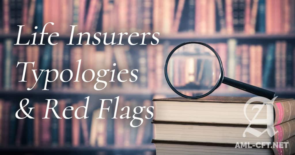 red flags - life insurers