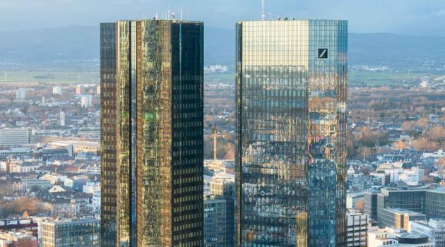 Lawsuit over Deutsche Bank's Russia trades dismissed: U.S. judge
